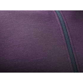 Salomon Discovery Flowtech Midlayer Heren violet/blauw